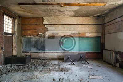 Opuszczona klasa