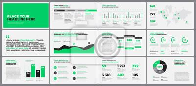 Oryginalne szablony prezentacji. Wykorzystaj w raporcie korporacyjnym, raporcie rocznym.