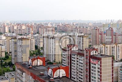 Osiedle mieszkaniowe w Kijowie