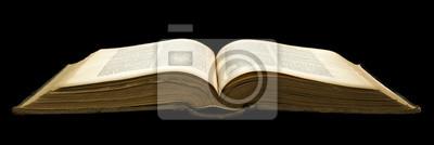 Obraz Otwórz starej książki