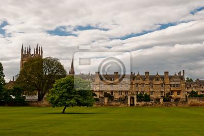 Oxford University College, UK