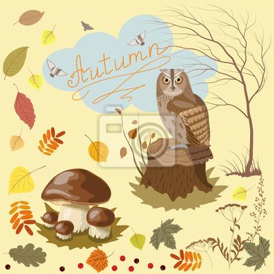 oznaki jesieni