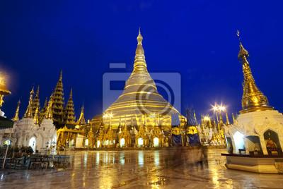 Pagoda Shwe Dagon