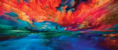 Obraz Painted Dreamland