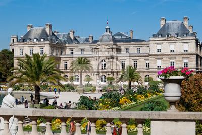 Pałac i ogrody Luksemburg, Paryż