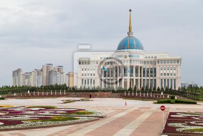 Pałac Prezydencki w Astanie, Kazachstan