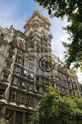 Palacio Barolo budynek w Buenos Aires
