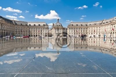 Palais de la Bourse w Bordeaux, Francja