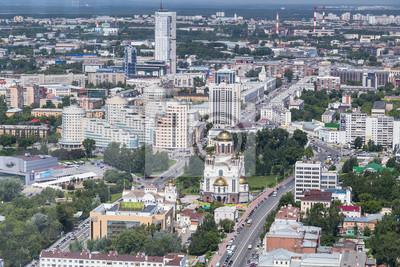 Panorama Jekaterynburgu
