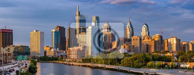 Obraz Panoramę Filadelfii