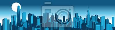 Obraz Panoramę Nowego Jorku