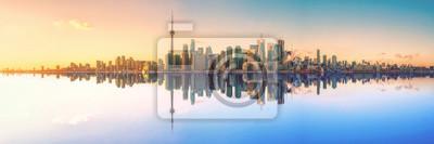 Obraz Panoramę panoramy Toronto Skyline