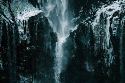 Obraz Panoramic View Of Waterfall