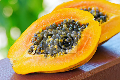 Obraz papaja