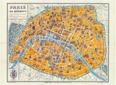 Obraz Paris 1926