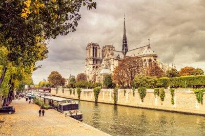Obraz Paris Notre Dame