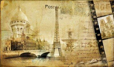 Paris Paris .. vintge PhotoAlbum series