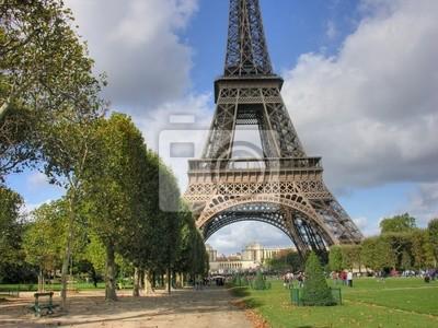 Paris w październiku