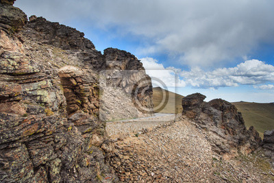 Park Narodowy Gór Skalistych w Colorado, USA