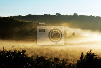 Park Narodowy Horton Plains. Sri Lanka. Azja.