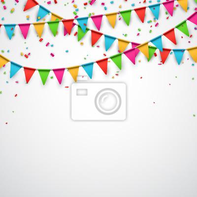 Obraz Party uroczystość tła.