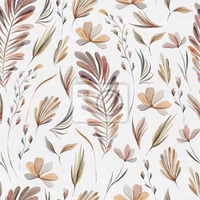 Pattern Flower Plant Leaf