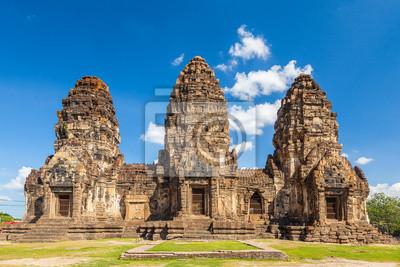 Phra Prang Sam Yot w Lop Buri