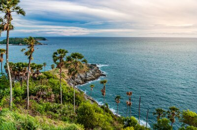 Phuket sceni, Lam prom thep (name thai), Sea in Thailand