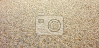 Obraz piasek na plaży