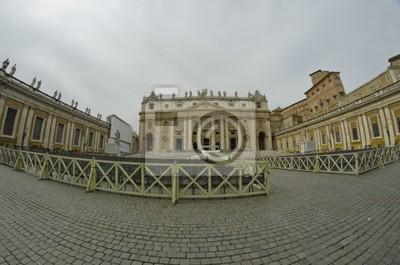 Piazza San Pietro, Watykan