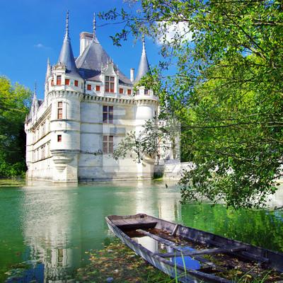 piękne azey -le- redeau zamek