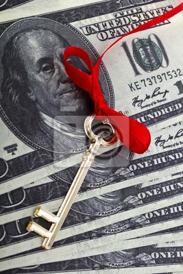 Pieniądze klucza