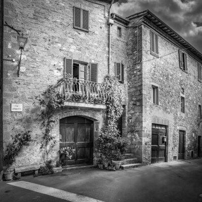 Obraz Pienza, Toskania