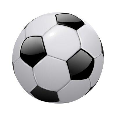 Obraz Piłka samodzielnie