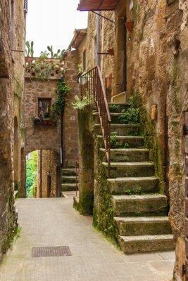Obraz Pitigliano city Tuscany Italy