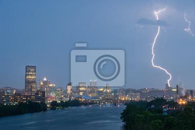 Pittsburgh Lightning Bolt