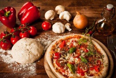 Obraz pizza
