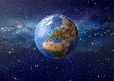 Planeta Ziemia w kosmosie