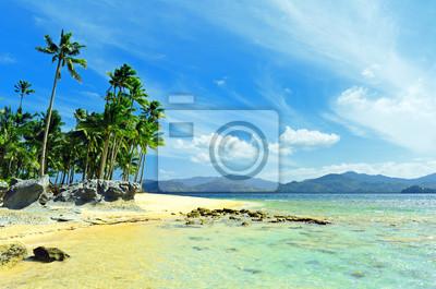 Obraz plaża
