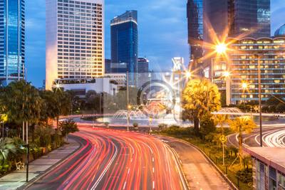 Plaza Indonesia w Dżakarcie