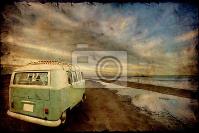 Plaża nostalgia