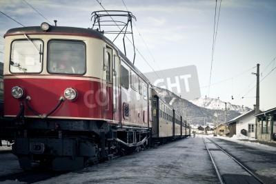Obraz Pociąg
