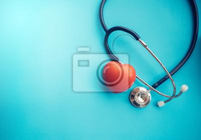 Obraz Pojęcie opieki zdrowotnej.