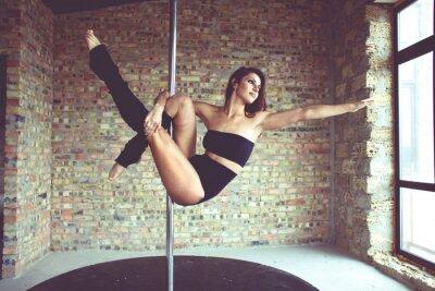 Obraz Pole dancer