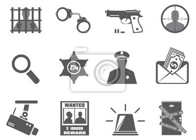 Policja i przestępczość