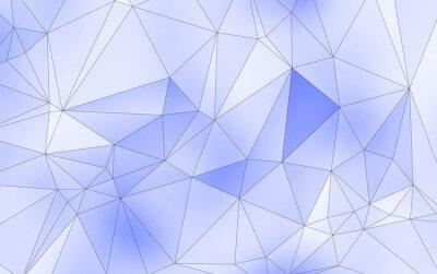Obraz Polygon tła