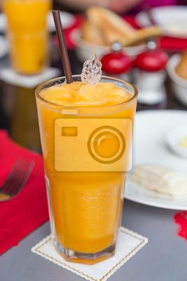 Pomarańczowy Smoothie