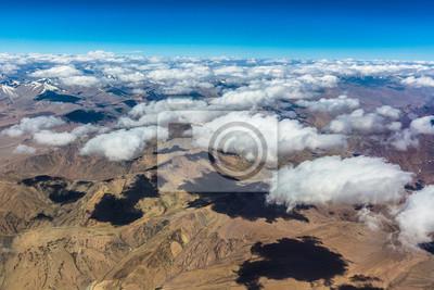 Ponad chmurami w Ladakh