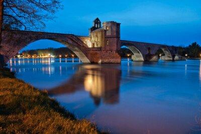 Obraz Pont d'Avignon