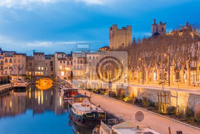 Pont des Marchands w Narbonne, Francja
